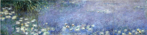 Claude-Monet-Les-Nymphéas