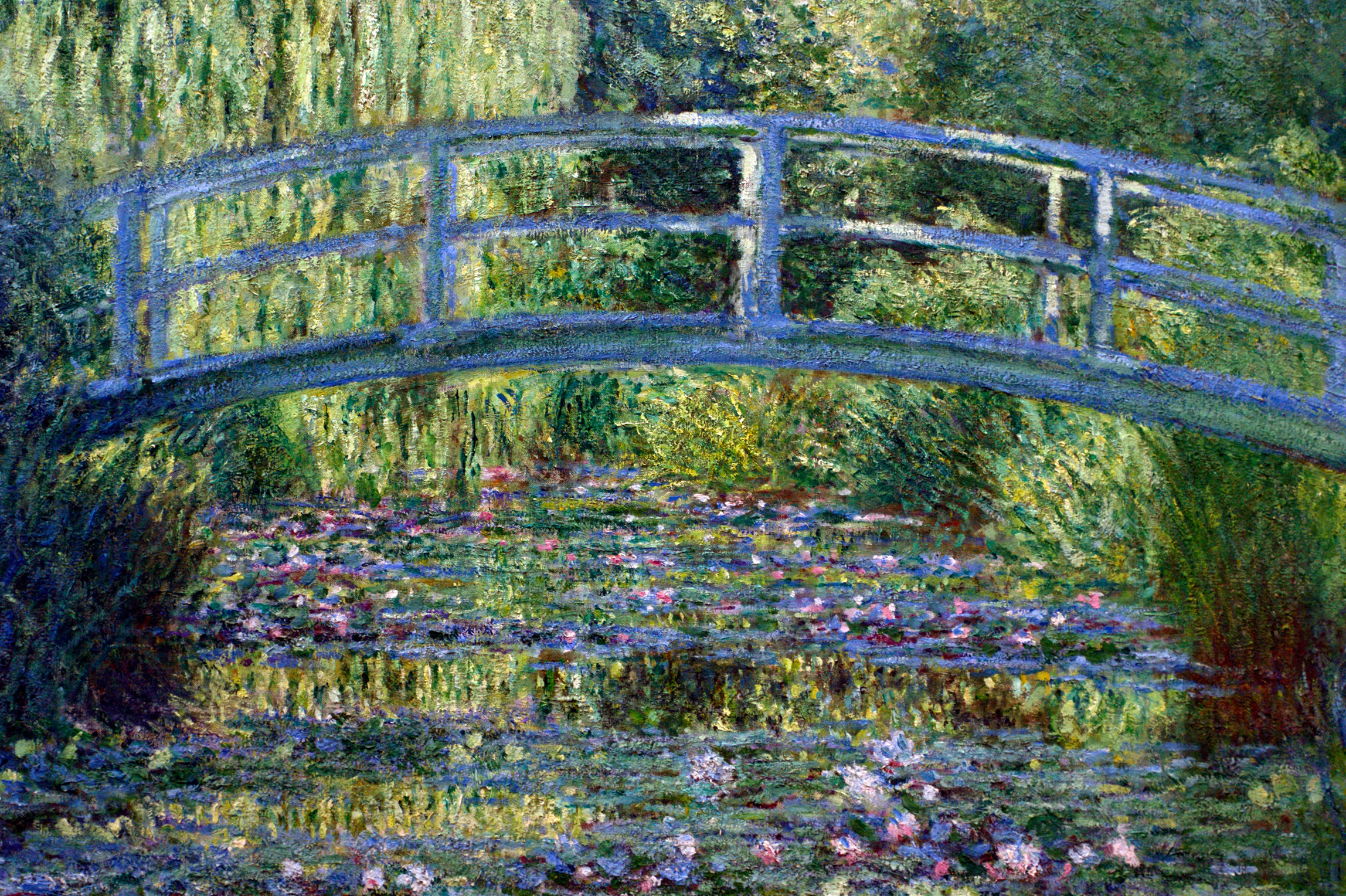 Balade du dimanche giverny so cute so culture for Jardins de monet a giverny