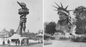 Statue Liberty morceau