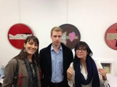 Fanny, Boris & Jess