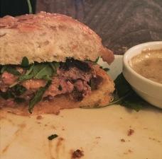 Burger au Foie Gras @ La Coïncidence
