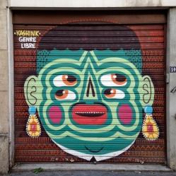 Kashink Genre libre 2014 Vizo, 101 rue des Pyrénées