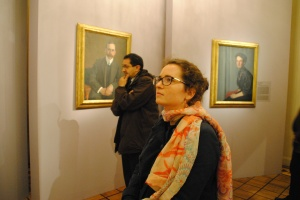 Visite à la Villa Flora au Musée Marmottan