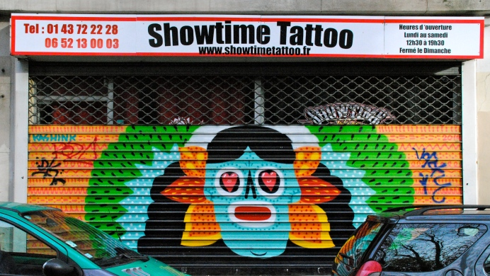 Showtime Tattoos - 6 rue Courat