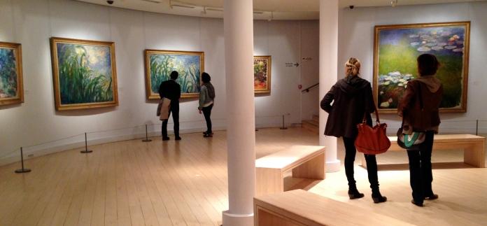 Visite du Musée Marmottan Monet Paris 16
