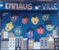 Emmaüs en Ville 2014