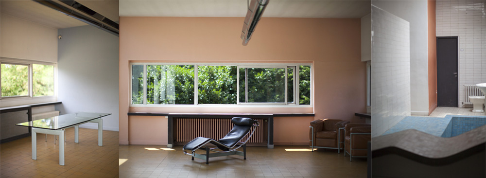 prendre l air poissy avec le corbusier so cute so culture. Black Bedroom Furniture Sets. Home Design Ideas