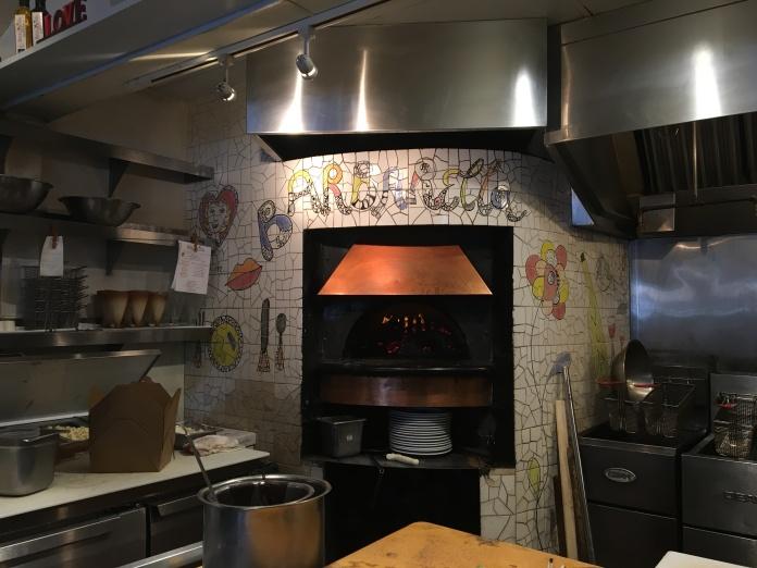 Four à Pizza de Barbarella, La Jolla